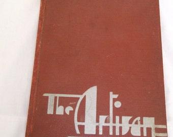 LA Manual Arts High School Yearbook W1934 Gus Arriola