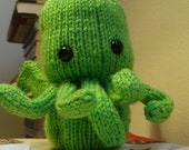 Knitted Cthulhu