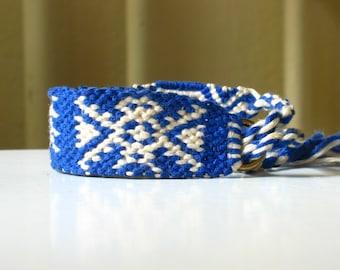 Phoenix friendship bracelet (made to order)