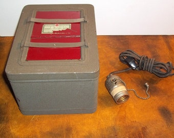 Vintage Kodak Printing Box from Kodak ABC Photo-Lab Outfit Model A