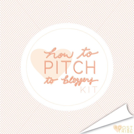 how to pitch to bloggers e-book