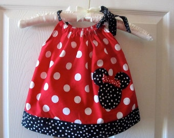 Pilowcase Dress ready for summer. minnie pillowcase dress.