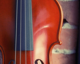 violin fine art photography music fathers day instrument play wood for her him child nursery