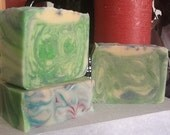 Rainy Day Handmade Soap