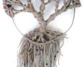 "Macrame Tree""Circle of life""-  wall hanging"