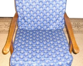 Mid Century Chair, Vintage Modern Chair, Vintage Danish Lounge Chair SALE 25% OFF