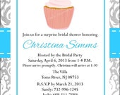 Bridal Shower Invite Item 00201