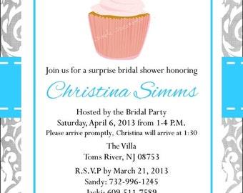 Bridal Shower Invite Item 00201