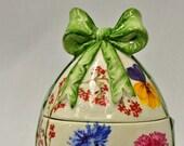 Easter Egg Porcelain