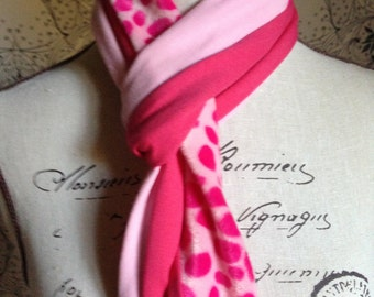 "Girls Multi-Colour Scarf. This Design is Called the ""Sophie"""