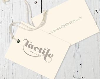 Hangtag - Clothing Label Design