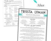 Reserved for Yvette: Custom Resume Add Ons