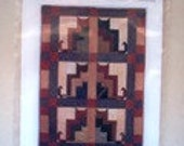 Cat Family Quilt Pattern from The Red Wagon Pattern Co. 1989