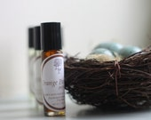Orange Patchouli Perfume Oil. Roll On Applicator - HiddenAcresSoapCo