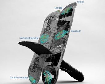 Sitflip - The CUSTOM Series - Your own Skateboards - Personalized Skateboard chair