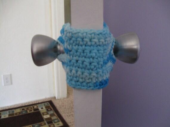 Jammer Beanie Knitting Pattern : Set of 2 Crochet Door bumper/ Door stoppers/ Door sound