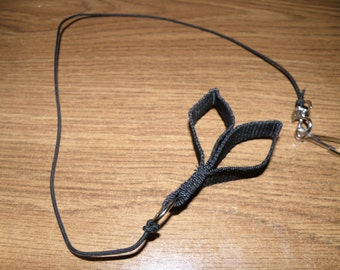 POI Strap for making your own POI - Nylon Dual Finger Strap and 17 inch Nylon Cord