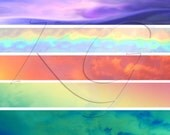 5 ETSY Banner Backgrounds 5 dollar download or Choose 1 custom banner with your shop name for 20 dollars