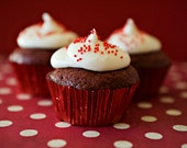 Red Velvet Cupcake Soy and Bees Wax Melts