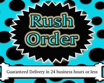 Rush Order Purchase
