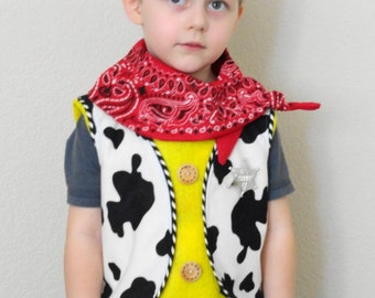 Boys Cowboy Sheriff Costume