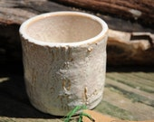 Handcrafted Armadillo Pot for salsa, storage, or plant - TLP Rustic Hippie