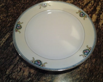 On Sale Vintage Kitchen Meito China Uxbridge 10 inch Dinner Plate