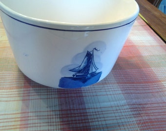 Blue Delft Bowl