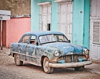 Travel Photography, Cuba Fine Art, Affordable home decor,