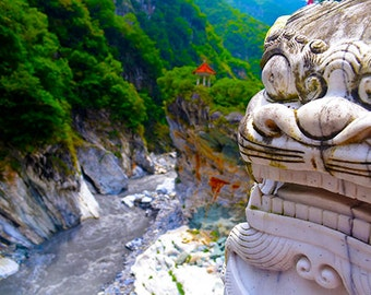 Standing guard in Taiwan