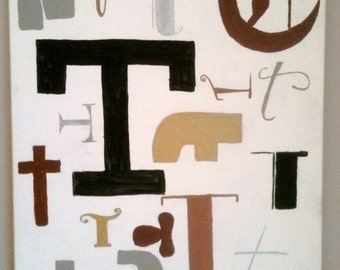 Monogram Collage