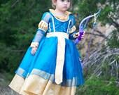 Merida dress BRAVE