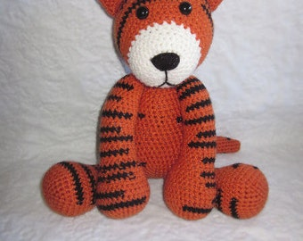 Popular Items For Tiger Crochet On Etsy
