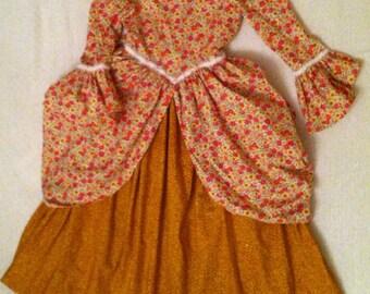 Girls' Colonial dress