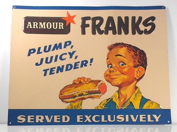 What Kind Of Kids Eat Armour Hot Dogs