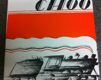 CHOO CHOO  children book  1937 - 1964  ( like new )