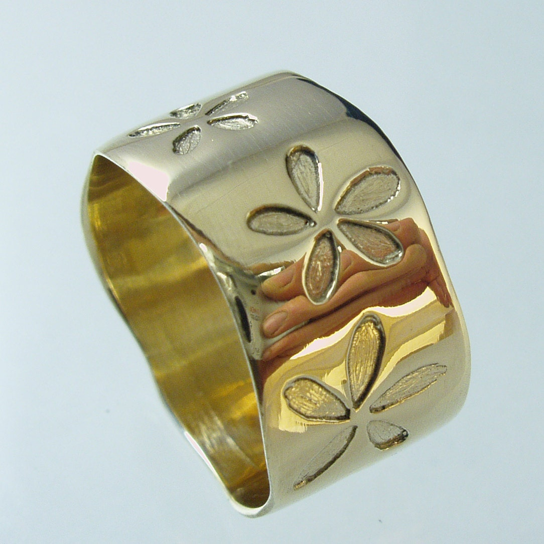 Woman Wedding Band Recycled Gold Wedding Band Gold Ring