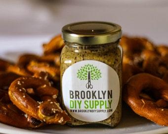 DIY Mustard Kit: For spicy knock-your-socks off homemade mustard
