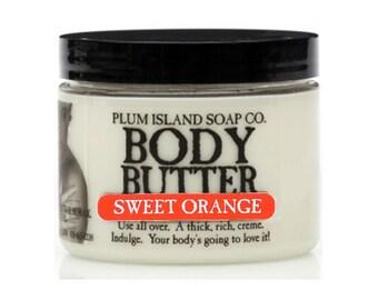 Body Butter: Sweet Orange