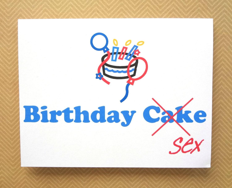 Birthday Card Adult 109