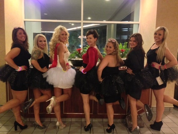 Bridal Party TuTu's for Bachelorette Party