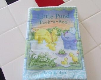 Hand made Cloth Little Pond Peek-a-Boo