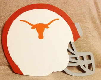 Football Helmet Decor
