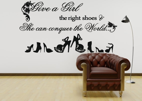 Items Similar To Marilyn Monroe Quote Vinyl Wall Art