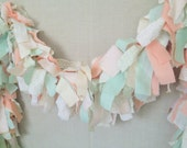 Vintage Chic Fabric Banner (6 ft)