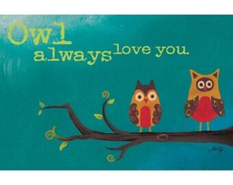 MA137 - Owl Always Love You