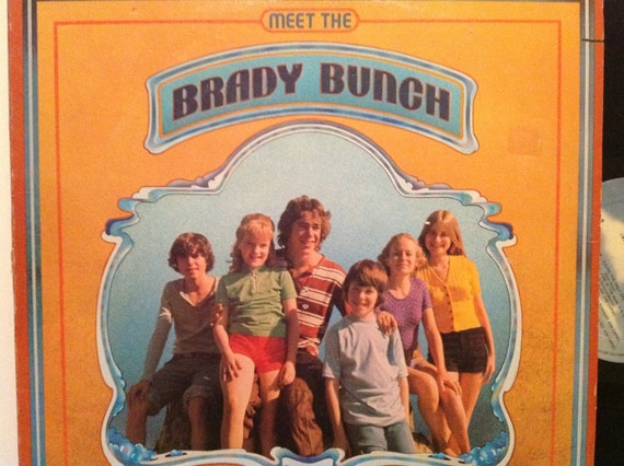 Brady Bunch, The - Meet The Brady Bunch