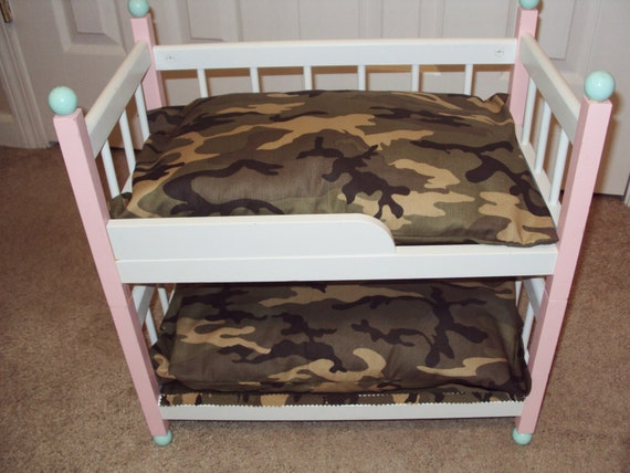 Items similar to pet bed recycled bunk beds little ones for Pet bunk bed gallery