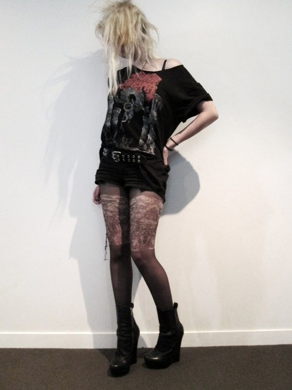 Toys Are Us Search : Items similar to whore of babylon tattoo tights on etsy