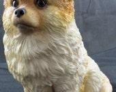 Danbury Mint Pomeranian
